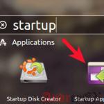 Отключение запуска приложений, чтобы ускорить Ubuntu