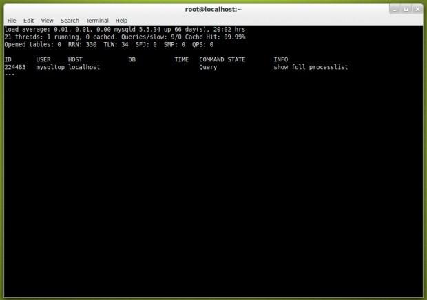 Установить Mtop в Linux
