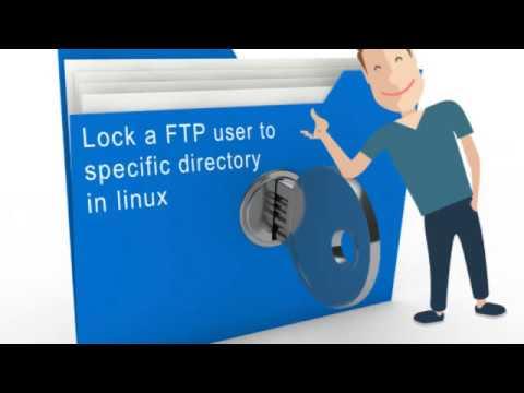 7 шагов как создать FTP пользователя с доступом к конкретным каталогам
