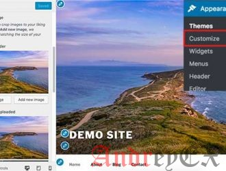 Изменение заголовка изображения в WordPress