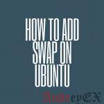 Как добавить Swap на Ubuntu 14.04