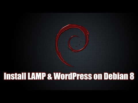 Как установить WordPress на Debian 8
