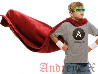 Начало работы с Ansible