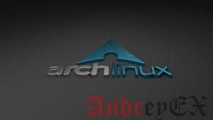 Установка Arch Linux