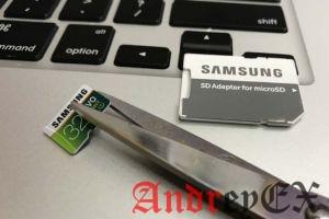Как отформатировать SD-карту в Linux