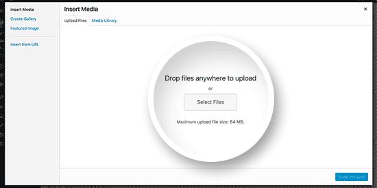Выберите PDF файл, который вы хотите загрузить