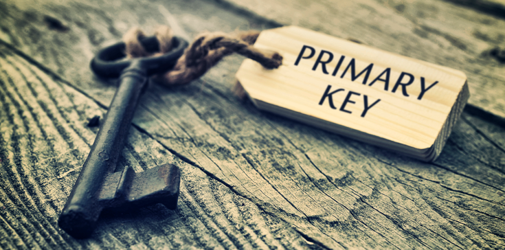 SQL - Primary Key (Первичный ключ)