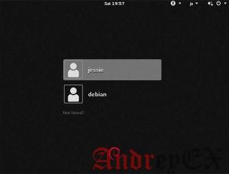 Установка GNOME Desktop на Debian 8