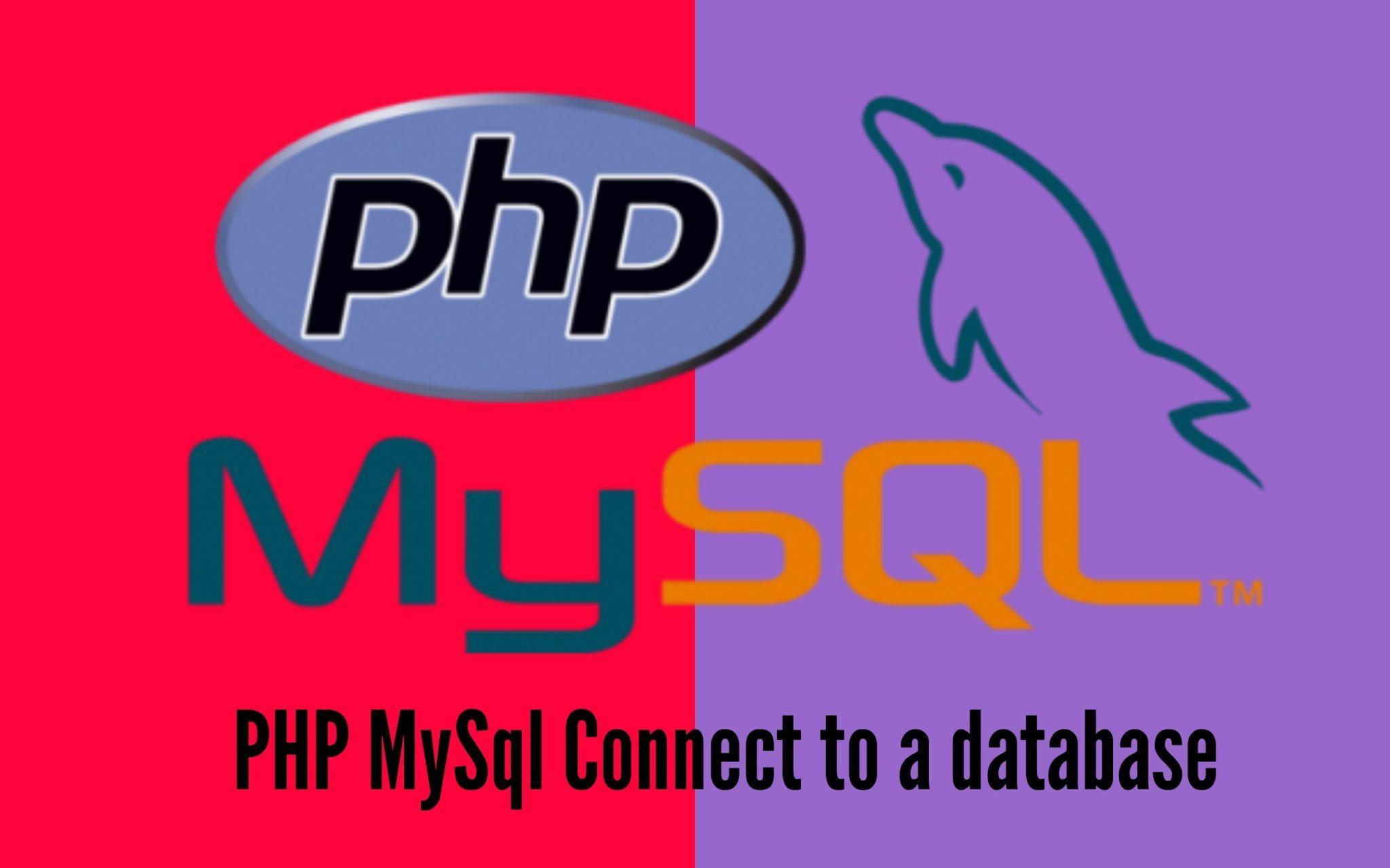 3 метода для подключения к MySQL с помощью PHP с примерами кода