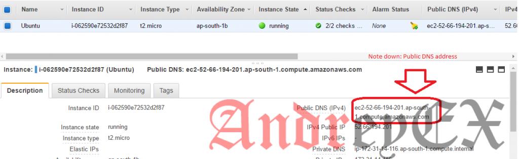 Доступ Ubuntu Desktop на AWS EC2