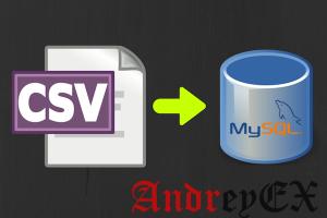 Экспорт данных в csv-файл из Mysql с использованием PHP
