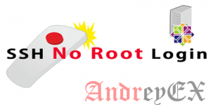 Как отключить доступ Root по SSH на CentOS 7