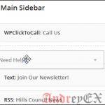 Как отключить функцию перетаскивания metabox в панели управления в WordPress
