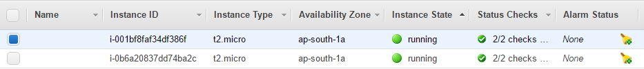 Как сделать два экземпляра EC2 и соединить их друг с другом в AWS.