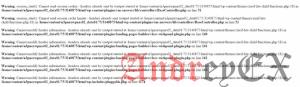 Как скрыть PHP предупреждения и уведомления в WordPress