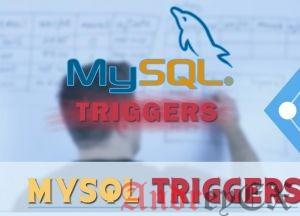 Как создать триггер в MySQL