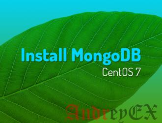 Как установить MongoDB на CentOS 7