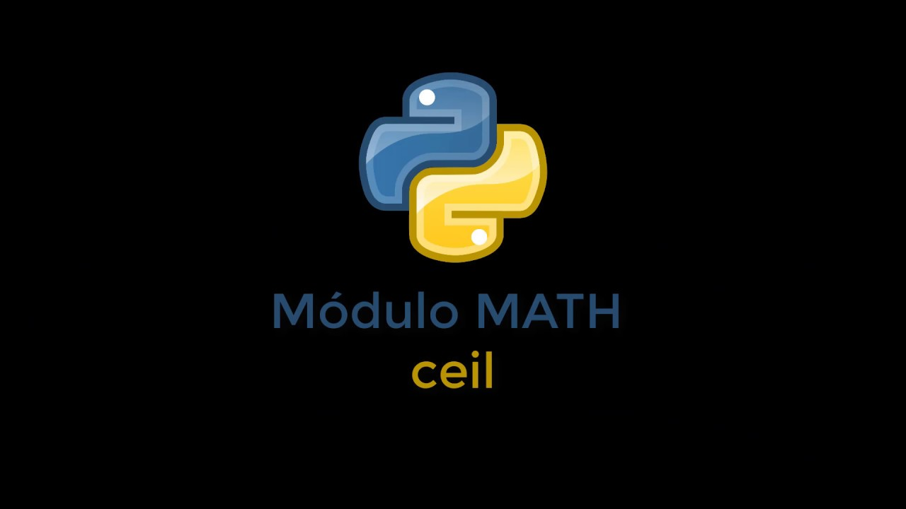 Python 3 - Числовая функция ceil()