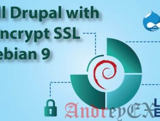 Как установить Drupal 8 с LetsEncrypt SSL на Debian 9.