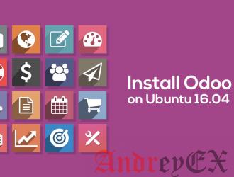 Как установить Odoo 10 на Ubuntu 16.04 с Apache в качестве обратного прокси-сервера