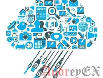 Хранение защищенных данных при использовании облачных вычислений