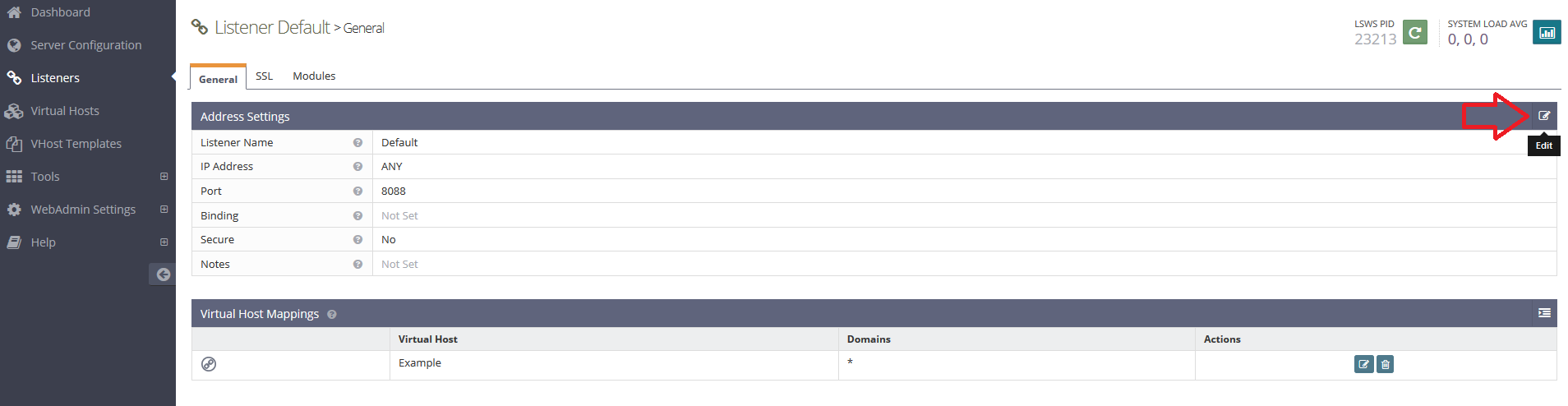 Установка WordPress с OpenLiteSpeed на Ubuntu 16.04