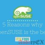 5 причин, почему вы должны использовать OpenSUSE