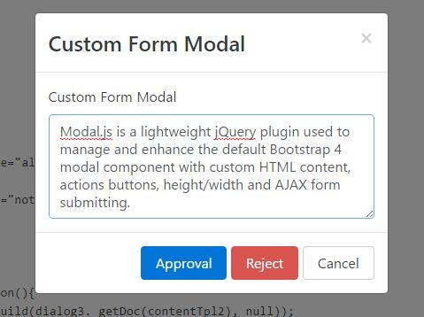 Bootstrap - Модальный плагин