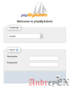 Как установить PhpMyAdmin Debian 9