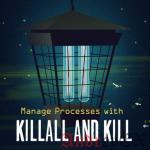 Как убить процесс в Linux
