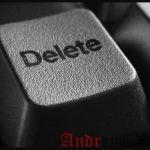 WordPress - Удаление рубрики