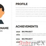 WordPress - персональный профиль