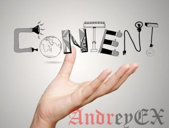 Белое seo: как создать контент? 2 шага