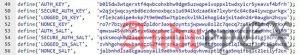 Как автоматически изменять ключи соли в WordPress