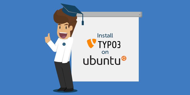 Как установить TYPO3 на Ubuntu 16.04