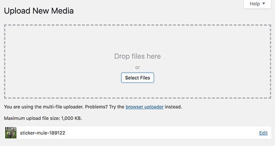 Как устранить ошибку загрузки изображения по HTTP в WordPress