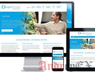 Дизайн информационного сайта
