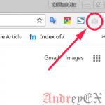 Google Search Navigator - расширенная клавиатура для навигации в Google поиске