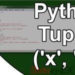 Python 3 - Метод кортежей