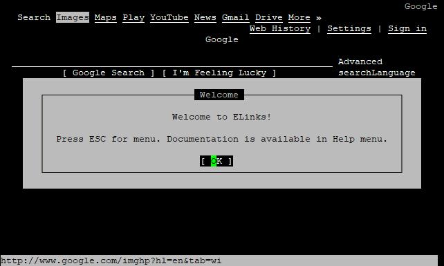 4 инструмента для просмотра Интернета с терминала Linux