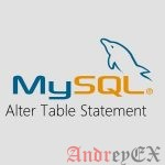 Команда ALTER TABLE в MySQL: как добавить, удалить и изменить столбцы