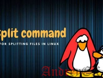 csplit - лучший способ разделения файла в Linux на основе его содержимого