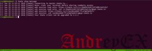 tmate мгновенно обмениваться терминальной сессии с другими пользователями Linux