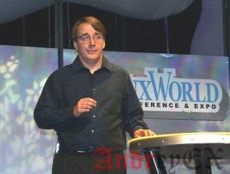 Линус Торвальдс: изменения в аппаратной разработке Linux