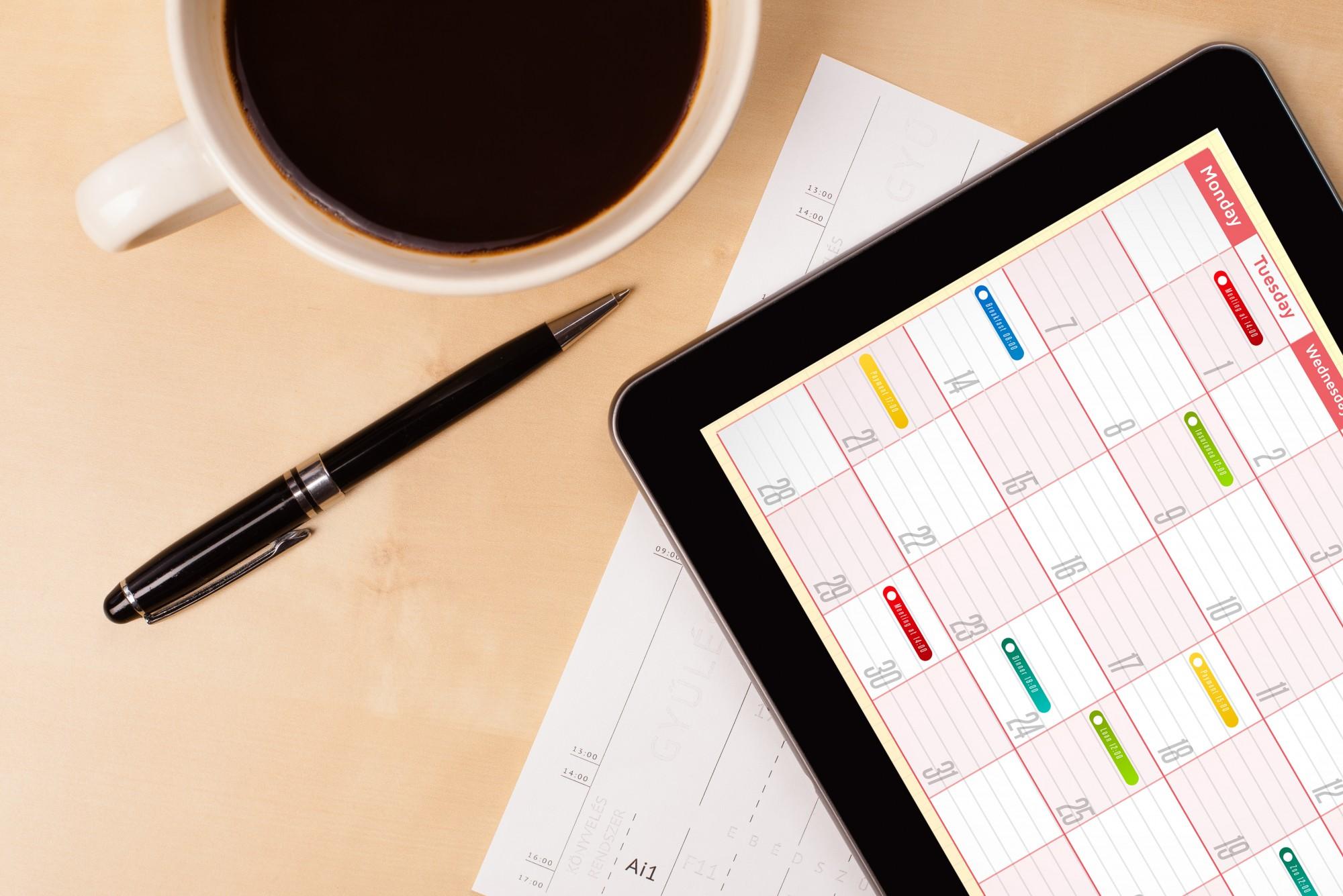 Новые календари в Битрикс24
