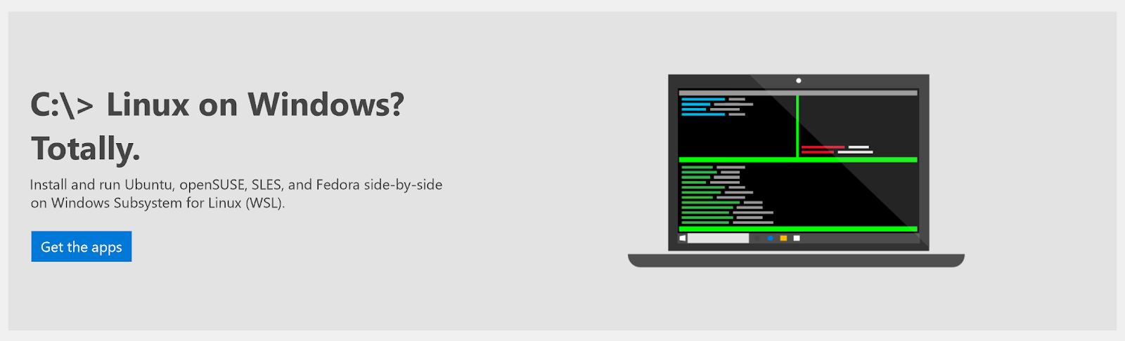 Установка Linux в Windows