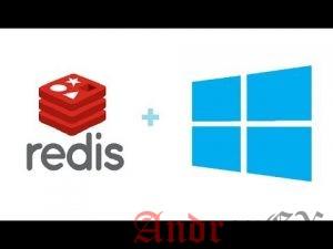 Запуск Redis в Windows 10
