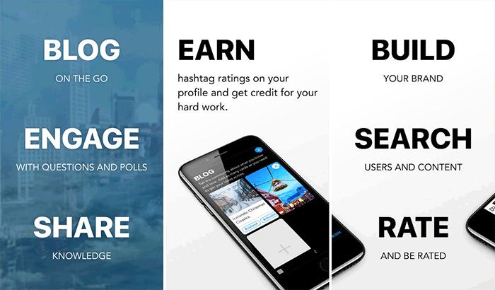 Лучшие приложения для блогов для iPhone. Основные приложения для блоггеров [2018]