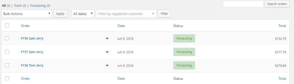 Как экспортировать заказы WooCommerce и импортировать их обратно на новый сайт