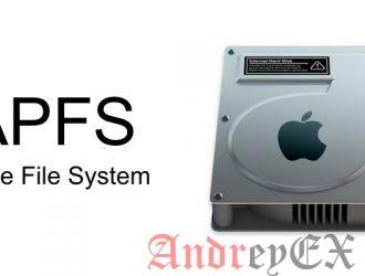 Как вернуть диск из APFS обратно в HFS+